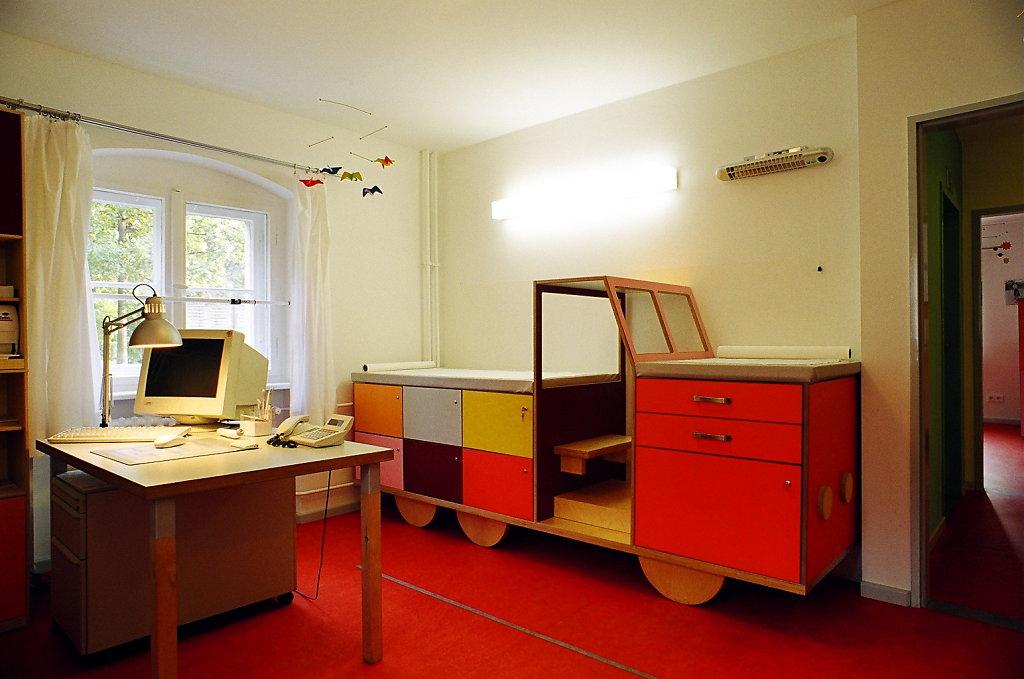 Kinderarztpraxis Berlin Zehlendorf